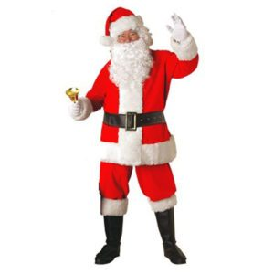 Santa Clause | Costume Hire Brisbane | Camelot Costumes