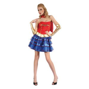 Super Girl | Costume Hire Brisbane | Camelot Costumes