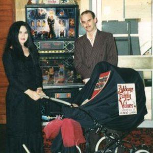Addams Family – Gomez