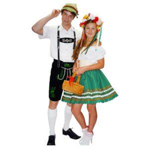 Austrian / German (Lederhosen, Oktoberfest)