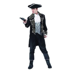 Pirate Captain | Costume Hire Brisbane | Camelot Costumes