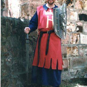 Medieval Sir Knight